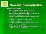 financial responsibilities10