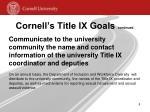 cornell s title ix goals continued2