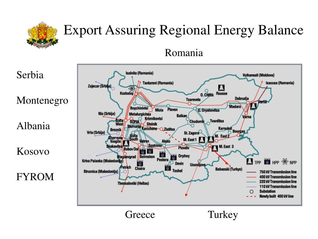 Export Assuring Regional Energy Balance