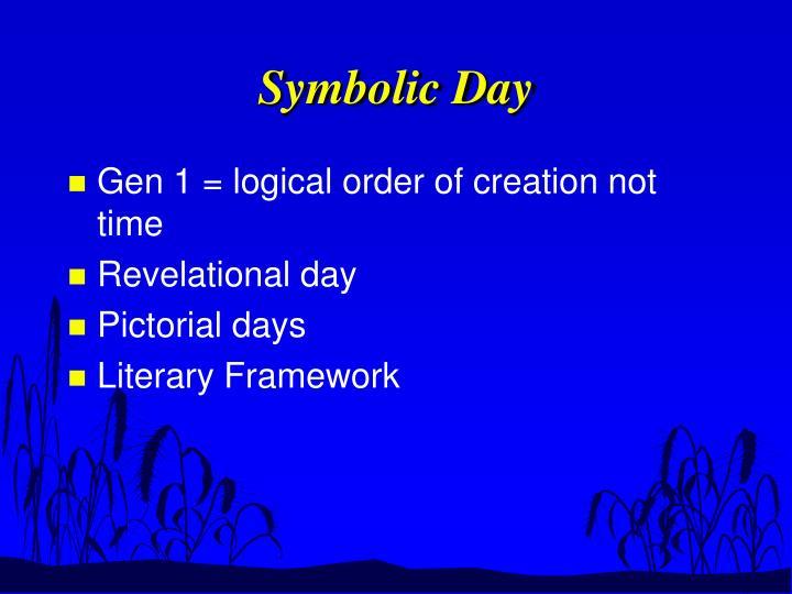 Symbolic day
