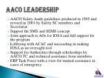 aaco leadership