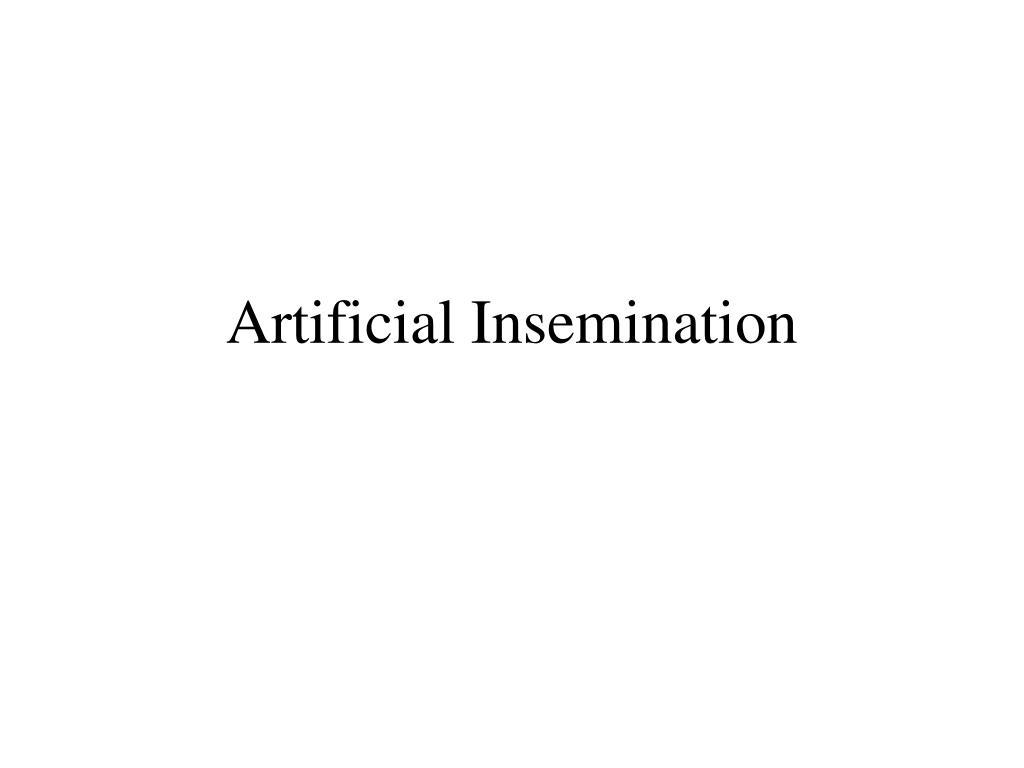 artificial insemination l.