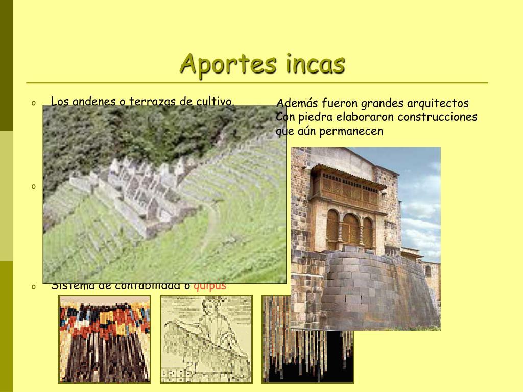 Ppt El Mundo Precolombino Las Civlizaciones Inca Maya Y