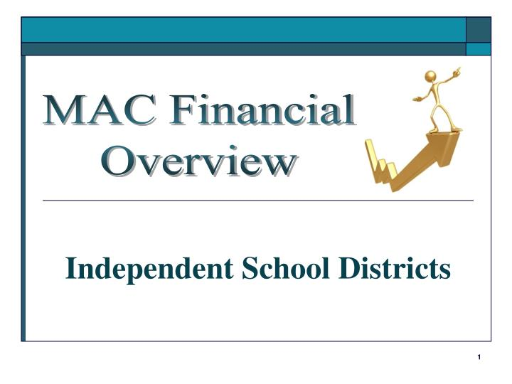 Independent school districts