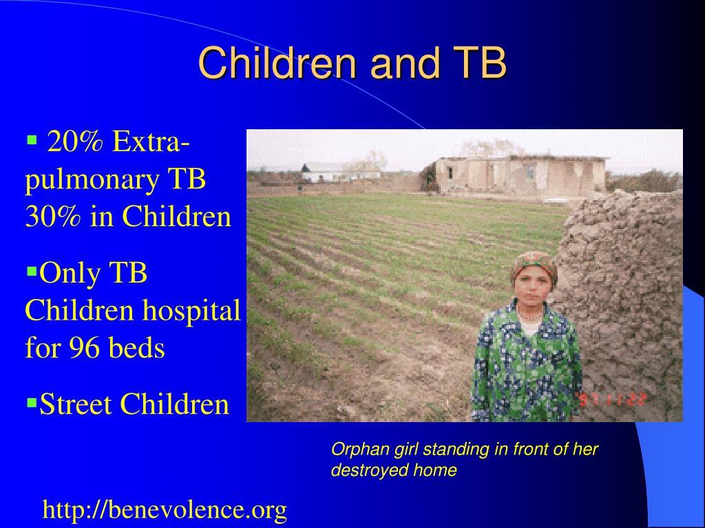 Children and TB