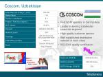 coscom uzbekistan