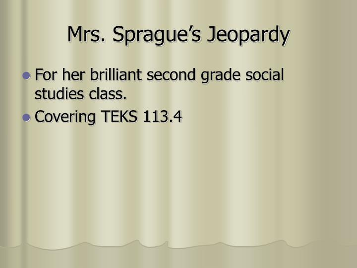 mrs sprague s jeopardy n.