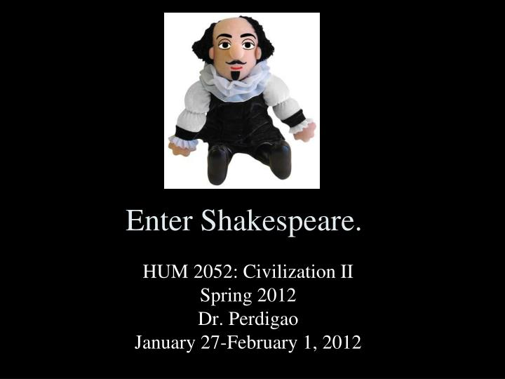 enter shakespeare n.