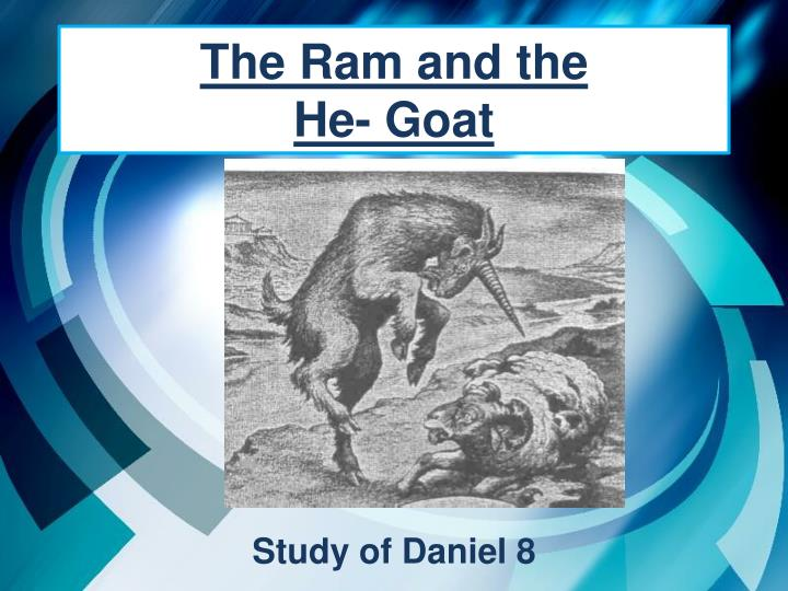 the ram and the he goat n.