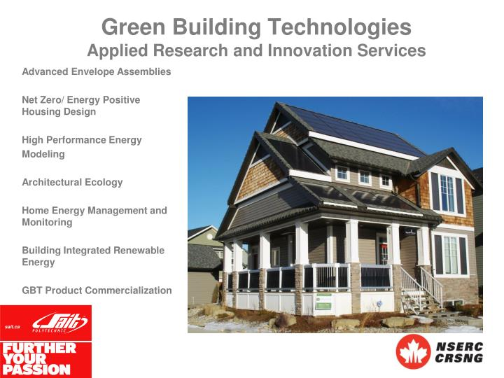 Green Building Technologies