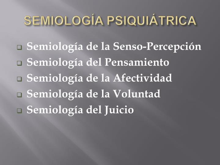 Semiolog a psiqui trica1