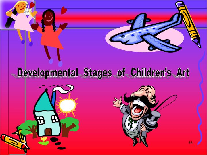 Developmental  Stages  of  Children's  Art