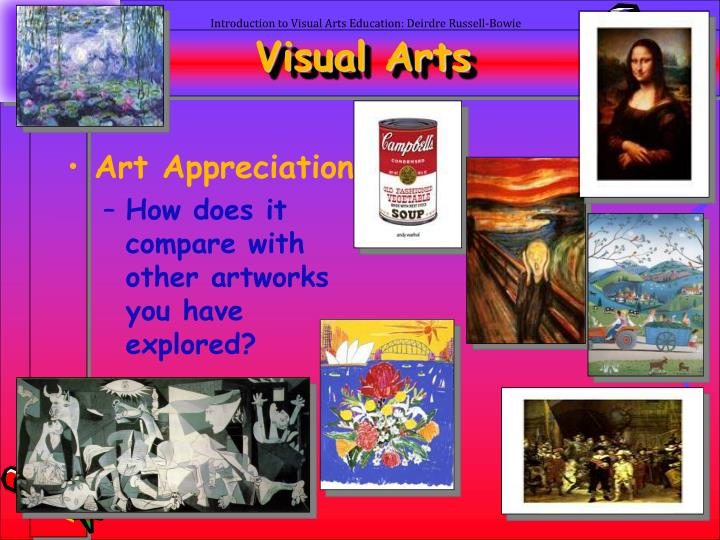 Introduction to Visual Arts Education: Deirdre Russell-Bowie
