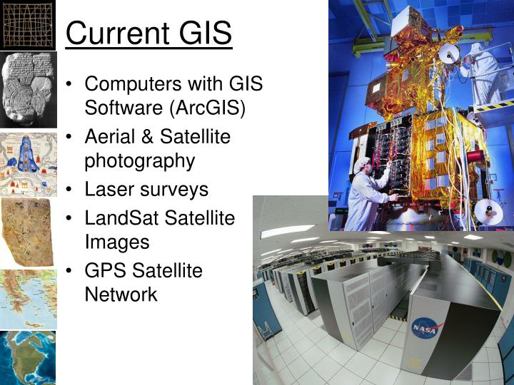Current GIS