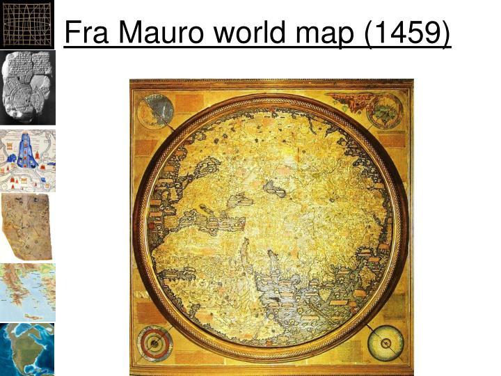 Fra Mauro world map (1459)