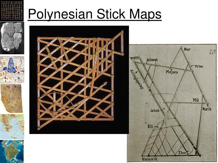 Polynesian Stick Maps
