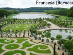 francese barocco