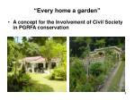 every home a garden