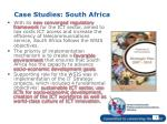 case studies south africa