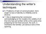 understanding the writer s techniques4