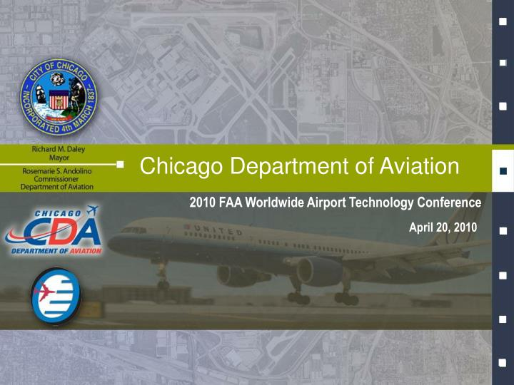 chicago department of aviation n.