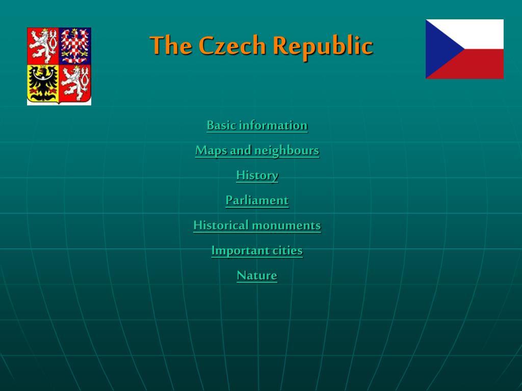 the czech republic l.