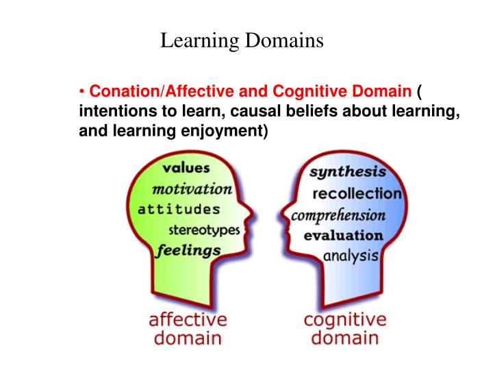 fundamental cognitive and affective components marketing essay The affective or feeling domain: like cognitive objectives, affective objectives can also be divided into a hierarchy (according to krathwohl) this area is concerned with feelings or emotions again, the taxonomy is arranged from simpler feelings to those that are more complex.