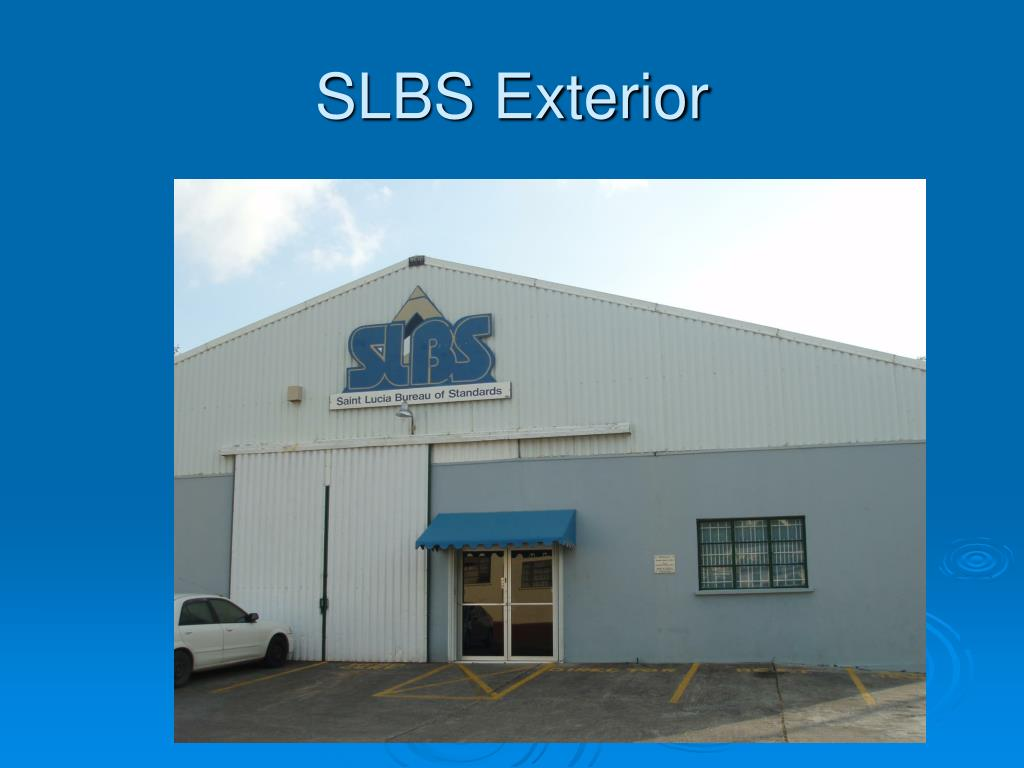 SLBS Exterior