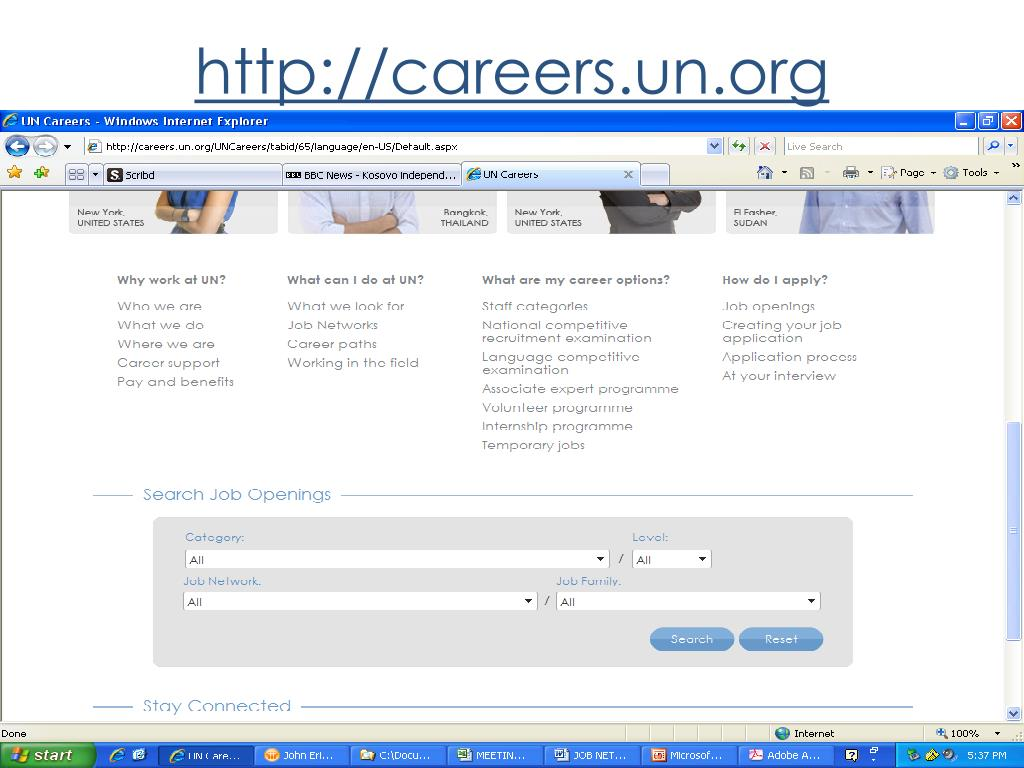 http://careers.un.org