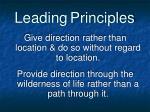 leading principles2