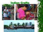 indian crafts