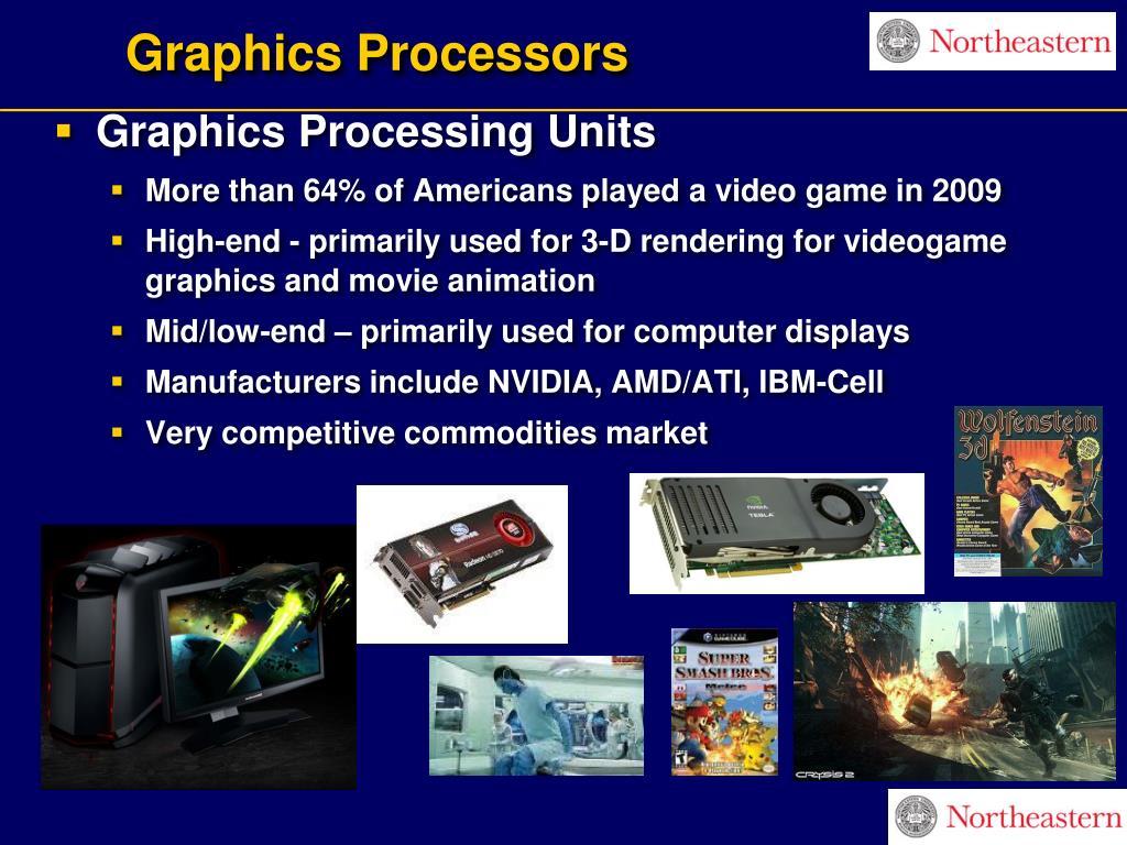 Graphics Processors