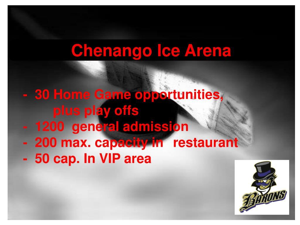 Chenango Ice Arena