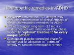 homeopathic remedies in adhd1