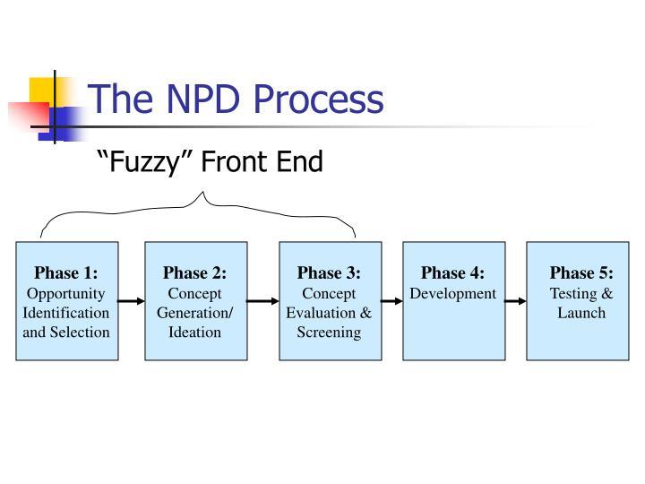 The npd process