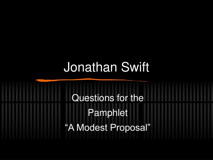a modest proposal social and political issues Who will be the beneficiaries of this modest proposal what relevance does a modest proposal have for contemporary social and political issues.