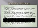 the decree of darius1