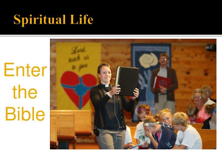 Spiritual life1