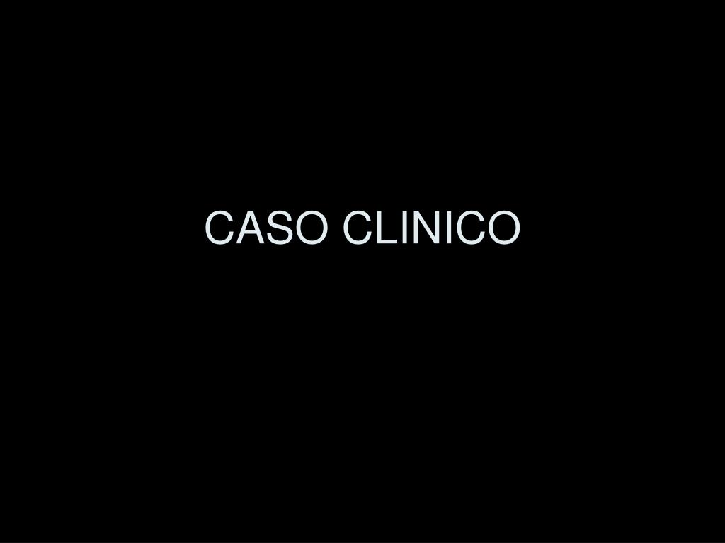 caso clinico l.