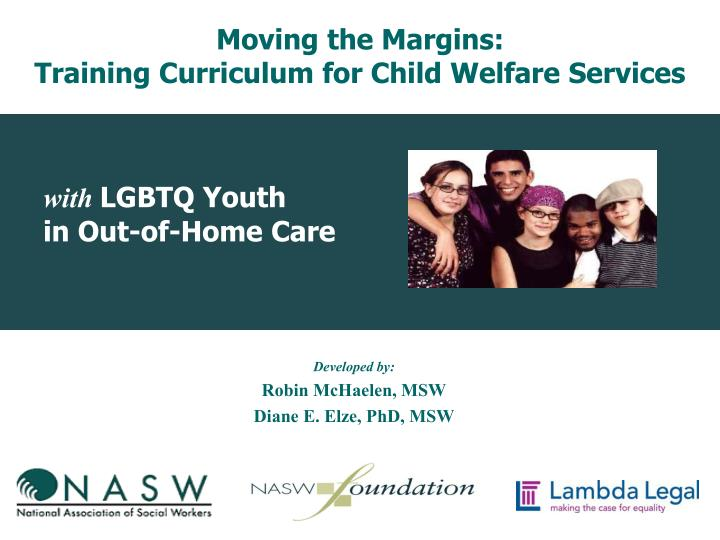 with lgbtq youth in out of home care n.