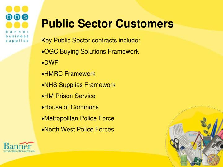 public sector and customer service The path to customer-centric service a candid survey of federal managers june 2015 underwritten by: purpose other public sector entities public service.
