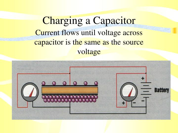 Charging a Capacitor