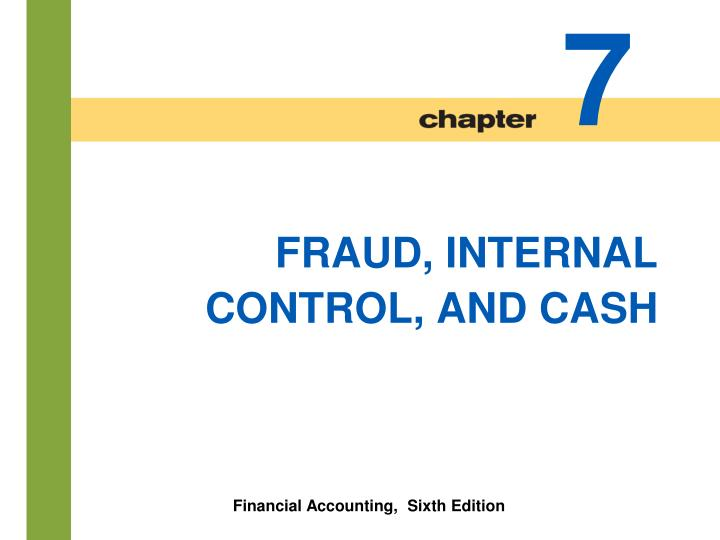 chapter5 of fraud accouting Fraud examination is a practical reference for how to prevent, detect, and investigate fraud within a business it can be used to identify the different types of fraud, as well as to construct an environment in which fraud is minimized.