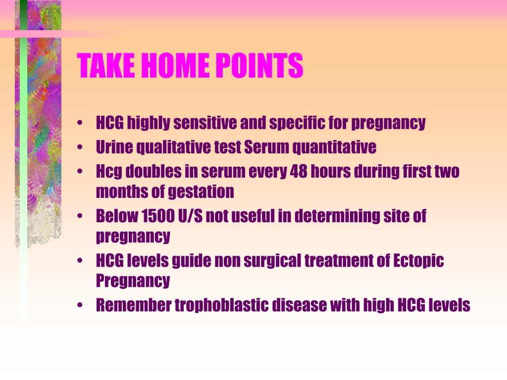 PPT - Everything You Need to Know About HCG * (*and were