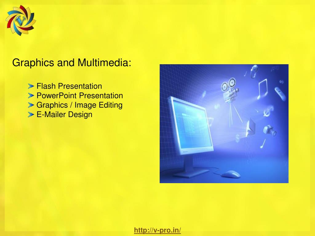 Graphics and Multimedia: