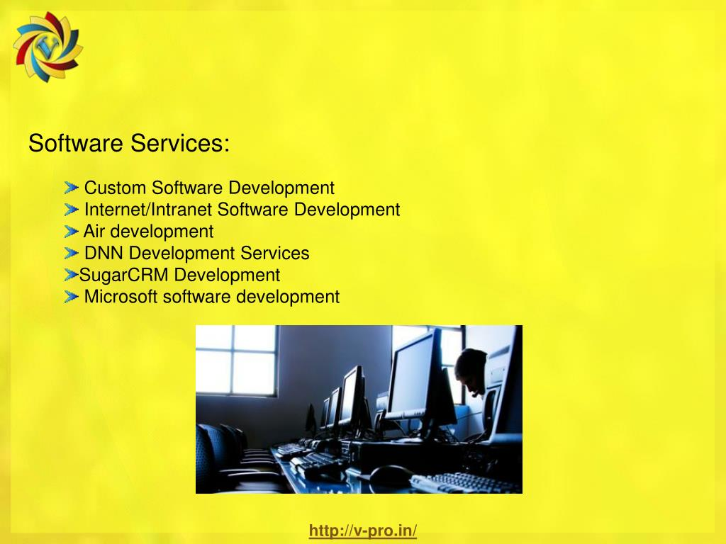 Software Services: