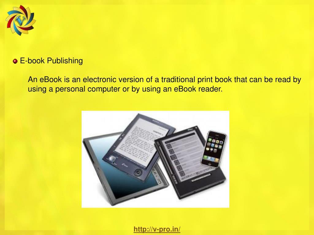 E-book Publishing