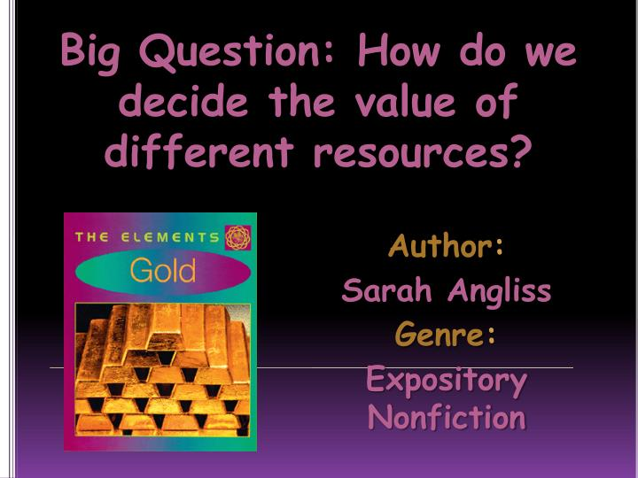 author sarah angliss genre expository nonfiction n.