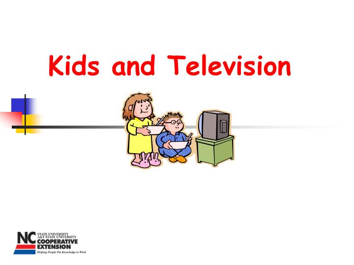 kids and television n.