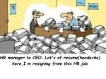 hr manager to ceo lot s of resume headache here i m resigning from this hr job